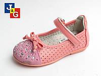 Туфли для девочек детские  (21-26) ТМ. Jong Golf