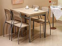 Комплект Astro стол и 4 стулья
