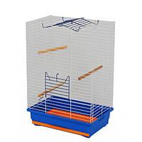 Клетка для птиц ЛОРИ Нимфа краска (470*300*660)