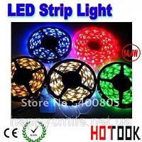 Светодиодная лента 12V 5050 60 LED 5 метров, фото 1