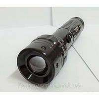 Ультраяркий фонарик с компасом Police Bailong BL-3018, фото 1