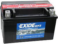 Мото аккумулятор Exide ETX7A-BS = YTX7A-BS