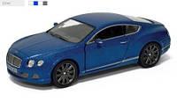 Машина Kinsmart Bentley Continental GT KT5369W