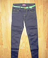 Джинсовые брюки на девочку из венгрии 6,8,10,14 лет.