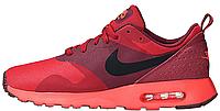 Мужские кроссовки Nike Air Max Tavas (найк аир макс тавас) красные