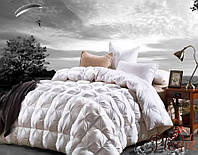 Одеяло 155х215 Бамбук с Пухом Prestij Textile