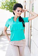 Женская рубашка из бенгалина