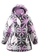Зимняя куртка для девочек подростков Reima 521462-9393. Размер 104-140.