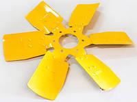 Вентилятор системы охлаждения Д 243,245 металл 6 лопастtq (пр-во Россия)