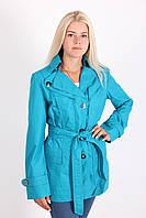 Короткая курточка модного дизайна, фото 1