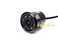 Врезная автомобильная камера заднего вида с инфракрасной подсветкой XD 033