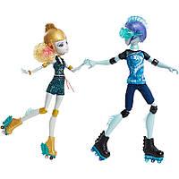 Набор кукол Монстер Хай Lagoona Blue & Gil Webber - кукла Лагуна Блю и Гил Веббер Monster High
