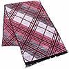 Изысканный мужской шерстяной двухсторонний шарф 178 на 30 см ETERNO (ЭТЕРНО) ES2307-16 серый