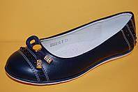 Детские туфли для девочки ТМ Cinderella код 2816-7 размеры 31-36
