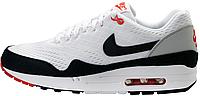 Мужские кроссовки Nike Air Max 87 EM (найк аир макс 87) белые