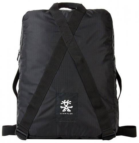 Качественный городской рюкзак 25 л. Light Delight Backpack Crumpler LDBP-011 черный