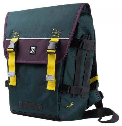 Вместительный рюкзак 18,5 л. Muli Backpack L Crumpler MUBP-L-003 микс