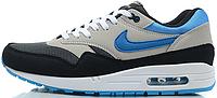 Мужские кроссовки Nike Air Max 87 (найк аир макс 87) серые