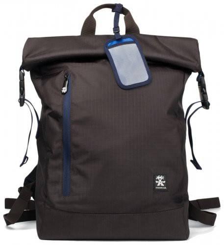 Молодежный рюкзак 17 л. TRACK JACK DAY BACKPACK Crumpler TJDBP-003 коричневый