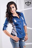 Женская молодежная рубашка Эдит