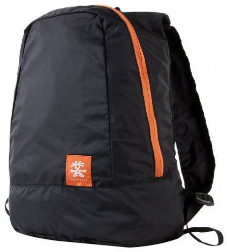 Необычный рюкзак 15 л. Ultralight Backpack in Black Crumpler UL-BP-002 черный