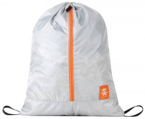 Легкий рюкзак 8 л. Ultralight Drawstring Backpack Crumpler UL-DBP-002 серый