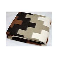 """Шерстяное одеяло  ТМ """"Vladi"""". Двуспальный размер."""