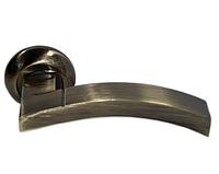 APECS ручки дверные раздельные серия H-0836-A-AB (Spindle 130)