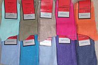 Носки шкарпетки женские разноцветное ассорти стрейч 21р, 23р, 25р, 27р Житомир