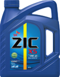 Моторное масло ZIC X5 10W-40 DIESEL 4л