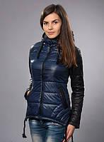 Молодежная женская демисезонная куртка ― парка
