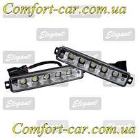 Дневные ходовые огни Elegant Compact 100 248 (5LED, 2*10 Вт.)