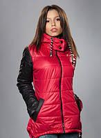 Стильная женская демисезонная куртка ― парка