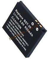 Аккумулятор на Sony Ericsson BST-39