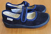 Тапочки в садик для мальчика, текстильная обувь Vitaliya, ТМ Виталия Украина, р-р 28-31,5