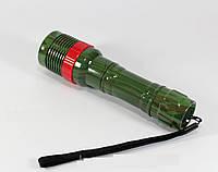 Мощный ручной аккумуляторный фонарик POLICE BL 5577 / 17557R ( 240 )