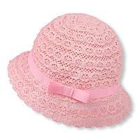"Детская шляпа ""Ажур"" 2-5 лет"