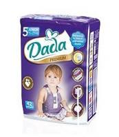 Подгузники Dada 5 Junior Premium 15-25kg 42шт