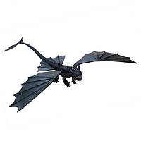 Игрушка дракон Беззубик (ночная фурия) Как приручить дракона Оригинал из США