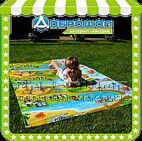 Детский игровой коврик, аналог BabyPol (бебипол) 200х120 см