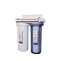 Проточный фильтр  для воды.Raifil DUO
