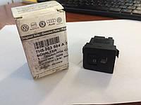 Кнопка выключения обогрева сидений VW Transporter V 7H5963564A 3X1