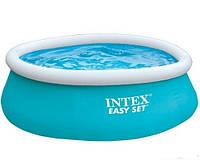 Бассейн надувной INTEX (305*76 см) 28120 (56920) Easy Set Pool