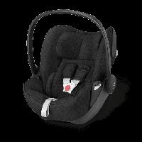 Cybex - Автокресло для новорожденных CLOUD Q PLUS (Happy black)