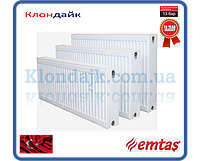 Emtas стальной панельный радиатор тип 22 300х500