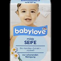 Мыло твердое детское Babylove, 150 гр