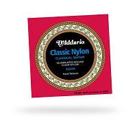 Струны для классической гитары D`ADDARIO EJ27Н