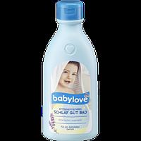 Пена для ванны детская Babylove Schlaf Gut, 500 мл