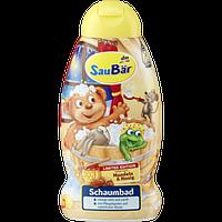 Пена для ванны детская Saubar Mandeln&Honig, 500 мл