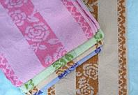 Махровые полотенца для рук Розочка
